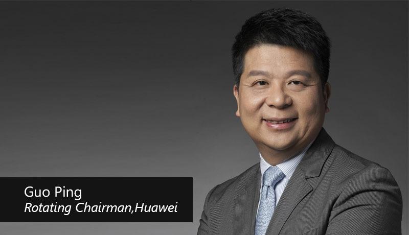 Mr. Guo Ping, Huawei's Rotating Chairman - TECHXMEDIA