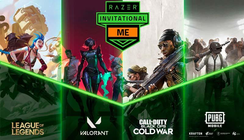 PLG - Razer - first-ever tournament series in ME - techxmedia