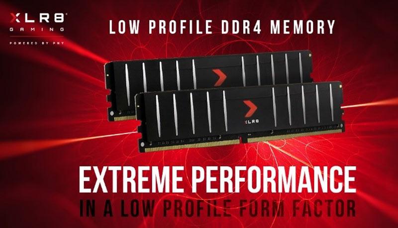 PNY - XLR8 line - PC memory - gamers - techxmedia