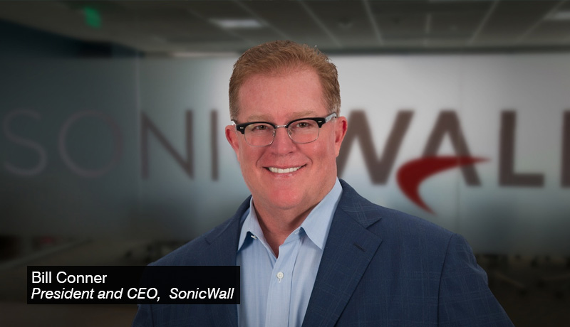 SonicWall - Bill Conner - techxmedia