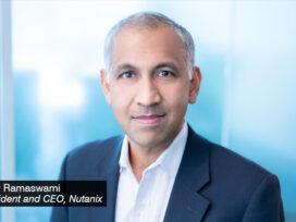 Rajiv Ramaswami - Nutanix - techxmedia