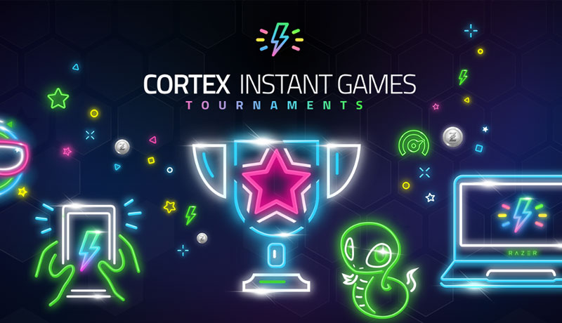 Razer - gaming - PC and mobile - Cortex Instant Games - techxmedia