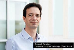 Renaud Deraison - Tenable - techxmedia