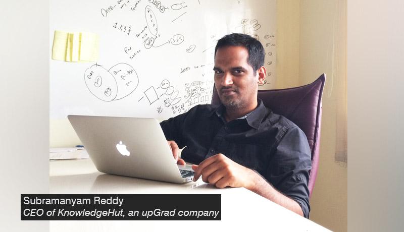 Subramanyam-Reddy,-CEO-of-KnowledgeHut,-an-upGrad-company - techxmedia