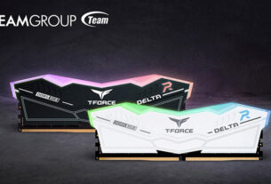 TEAMGROUP - T-FORCE DELTA RGB DDR5 gaming memory - techxmedia
