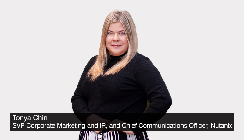 Tonya-Chin - SVP-Corporate-Marketing-and-IR - and- Chief-Communications-Officer - Nutanix - TECHXMEDIA