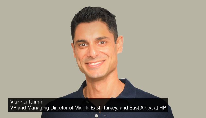 Vishnu-Taimni - vice-president-managing-director-of-Middle-East,-Turkey-and-East-Africa-at-HP - Emirati officials with HP - illicit business -counterfeit printing supplies - techxmedia