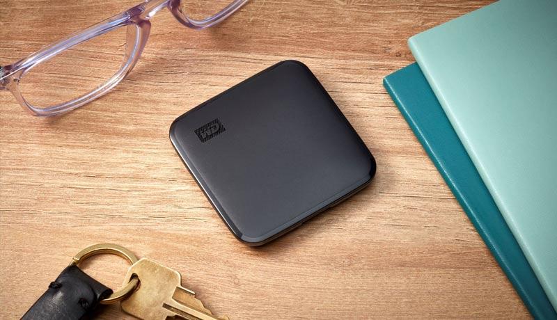 WD - portable SSD - techxmedia