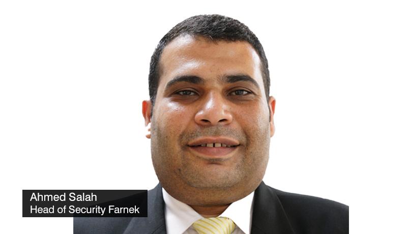 ahmed-salah-head-of-security-farnek - techxmedia