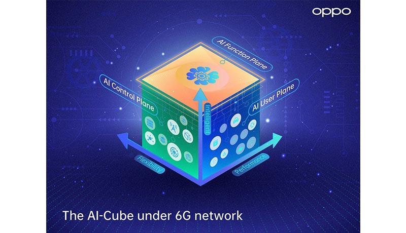 ins - OPPO - 6G white paper - 6G AI-Cube Intelligent Networking - techxmedia
