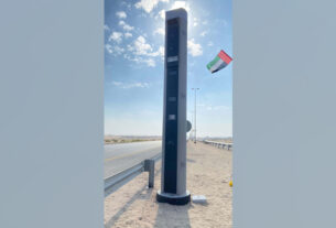 Abu Dhabi Police - IDEMIA technology - road safety -techxmedia