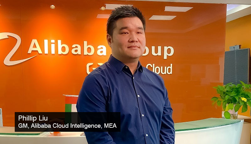 Alibaba Cloud Intelligence - Philip - Liu - General-Manager - Middle-East and-Africa - cloud-technology - global-events - techxmedia