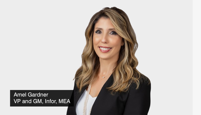 Amel-Gardner - vice-president - general-manager - Infor - Middle-East-and-Africa - GITEX 2021 - industry-specific cloud - techxmedia
