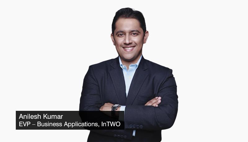 Anilesh-Kumar - EVP - Business-Applications - InTWO - Microsoft - Gold Competency Partner - techxmedia
