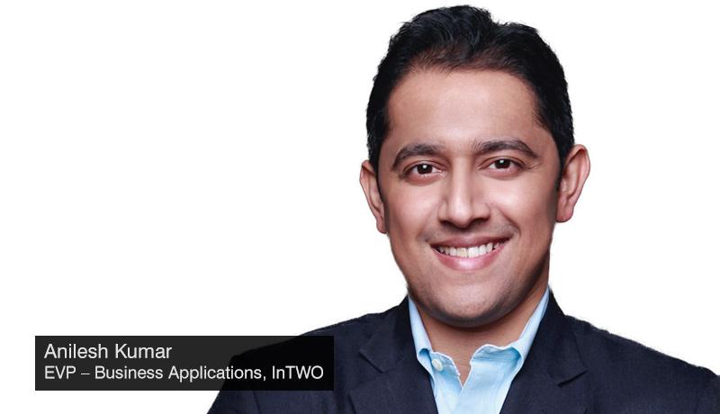 Anilesh-Kumar-EVP-Business-Applications-InTWO- automate-Euro-Mechanical - business-operations -techxmedia