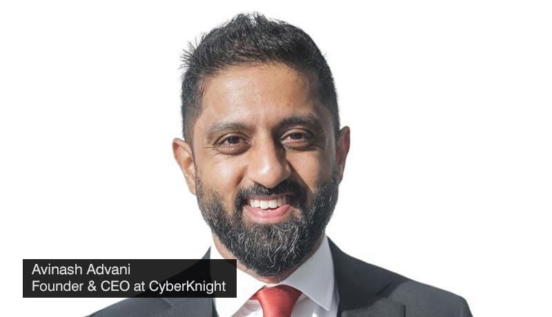 Avinash-Advani,-Founder-&amp-CEO-at-CyberKnight - Appgate - TECHx