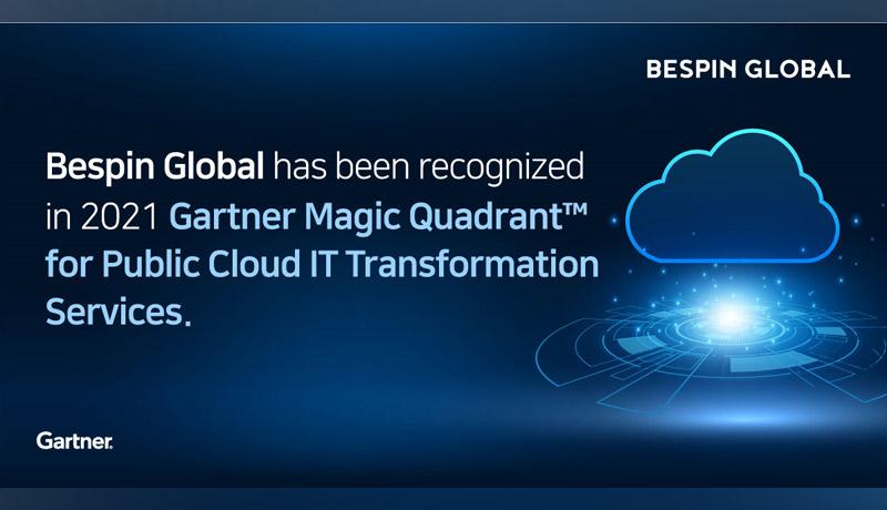 Bespin - Public Cloud IT Transformation services - Gartner - techxmedia