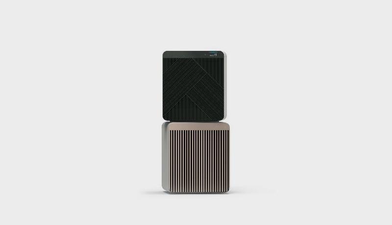 Bespoke CubeTM air purifier - techxmedia