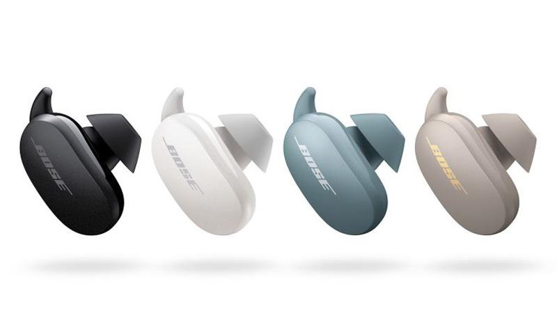 Bose - software upgrade -QuietComfort Earbuds - techxmedia