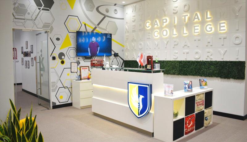 Capital University College UAE - MBA specializations - techxmedia