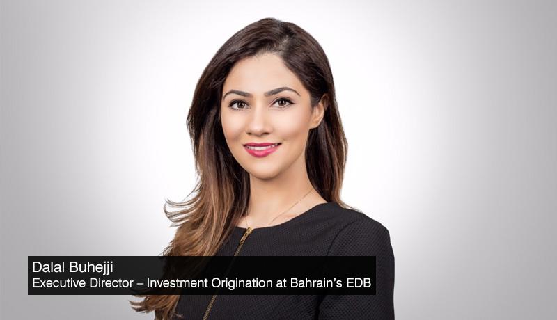 Dalal-Buhejji - -Executive-Director - ivestment Origination - Bahrain's-EDB - New open banking platform - Aion Digital - techxmedia