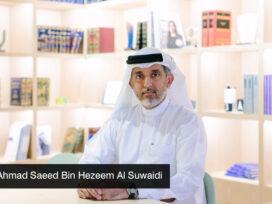 Dr-Ahmad-Saeed-Bin-Hezeem-Al-Suwaidi - DIFC Arbitration Center merger - EMAC -techxmedia