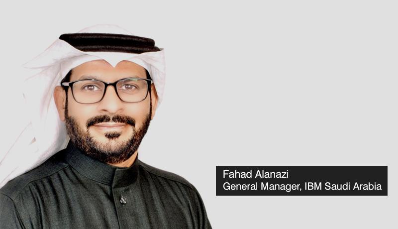Fahad-Alanazi,-General-Manager,-IBM-Saudi-Arabia - Edarat Group - Digital Transformation - IBM Cloud Satellite - techxmedia