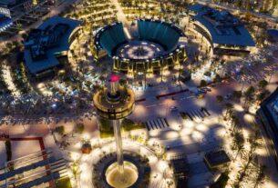 Garden in the Sky - Expo 2020 - TECHx