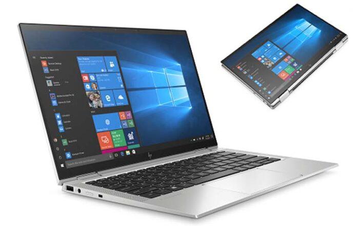 HP EliteBook - x360 1040 G7 Review - HP laptop - techxmedia