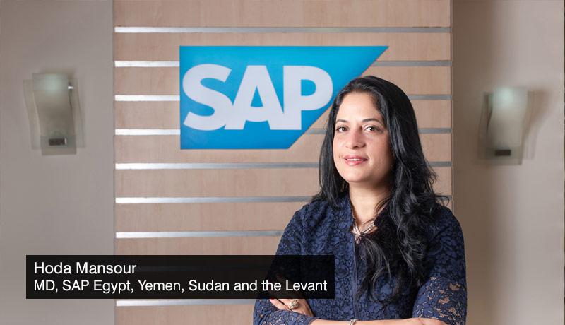 Hoda-Mansour-Managing-Director-SAP- Yemen-HSA Group-digital-business-infrastructure - techxmedia