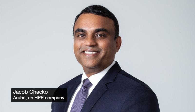 Jacob Chacko - Regional Director - Middle East, Saudi & South Africa - Aruba - Pre-GITEX - Interview - techxmedia