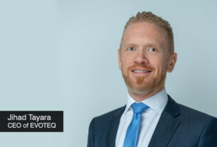 Jihad-Tayara-CEO-of-EVOTEQ - data-analytics - smart decision making -techxmedia