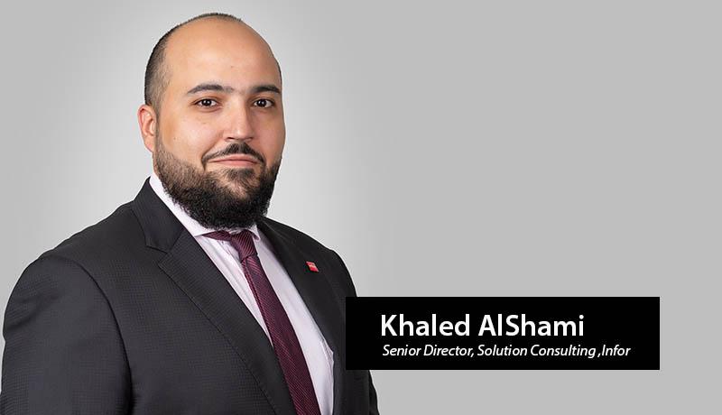 Khaled AlShami - Senior Director - Solution Consulting - Infor - techxmedia