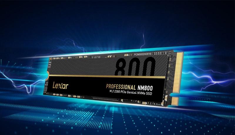 Lexar - SSD - TECHx