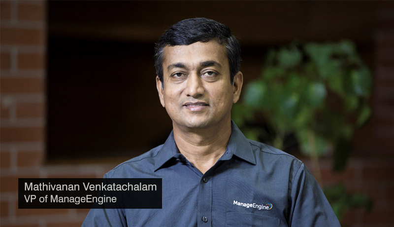 Mathivanan-Venkatachalam-vice-president-ManageEngine - Gartner - Unified-Endpoint-Management-tools -techxmedia