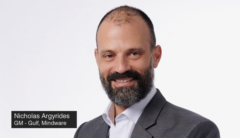Nicholas-Argyrides-GM-Gulf-Mindware - business continuity -Gitex-2021 - techxmedia