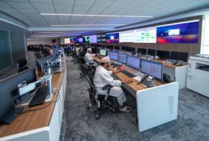 Omantel - Ericsson - Service Operations Center - network services - techxmedia