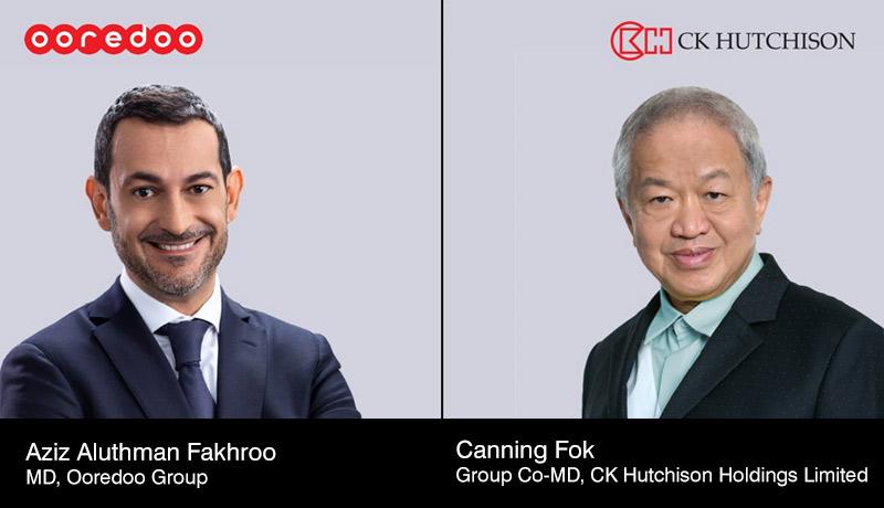 Ooredoo Group - CK Hutchison - digital telecom - Indonesia - techxmedia