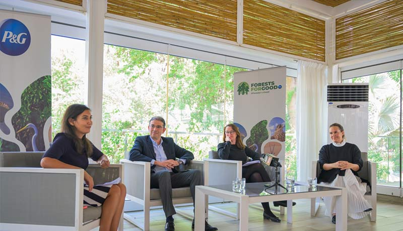 P&G - 26 forestation programs- Carrefour-Forests-For -Good -techxmedia