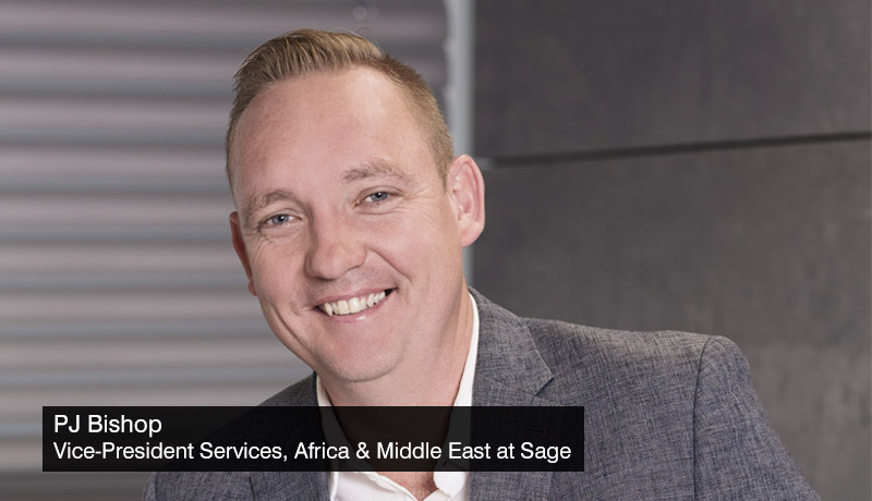 PJ Bishop,-Vice-President-Services,-Africa-&-Middle-East-at-Sage - tech upgrade - Techxmedia