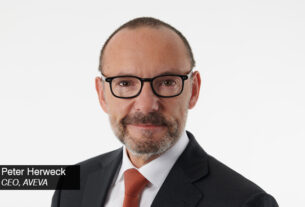 Peter-Herweck-CEO-AVEVA - Aramco - sustainability goals - digitalization -techxmedia