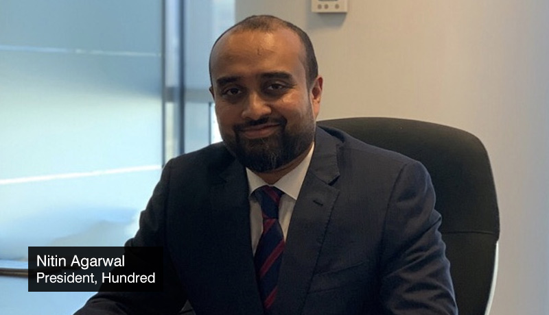 Pre-GITEX - Nitin Agarwal - President - Hundred - techxmedia