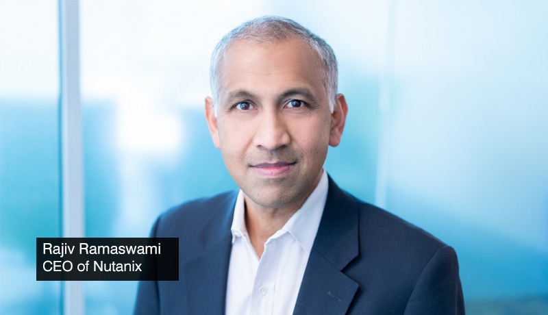 RAJIV - Ramaswami - CEO - Nutanix -TECHXMEDIA