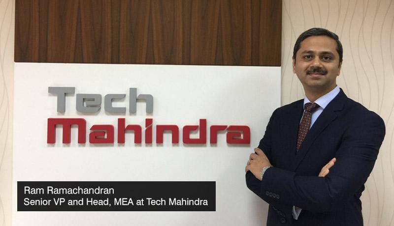 Ram-Ramachandran - Senior-Vice-President - Head - Middle-East- Africa -Tech-Mahindra - techxmedia
