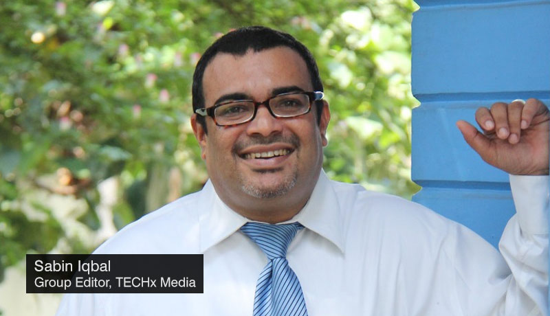 Sabin Iqbal - Group Editor - TECHx Media - techxmedia