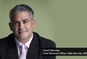 Safe Security - Cherif Sleiman - Chief Revenue Officer -EMEA -techxmedia