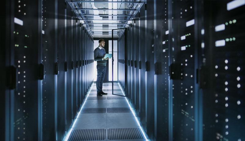 Schneider Electric - energy-efficient data center - University of Birmingham Dubai - techxmedia