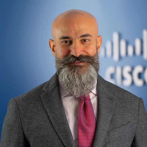Shukri-Eid - Managing-Director - Cisco-Gulf-Region - Expo 2020 Dubai - techxmedia