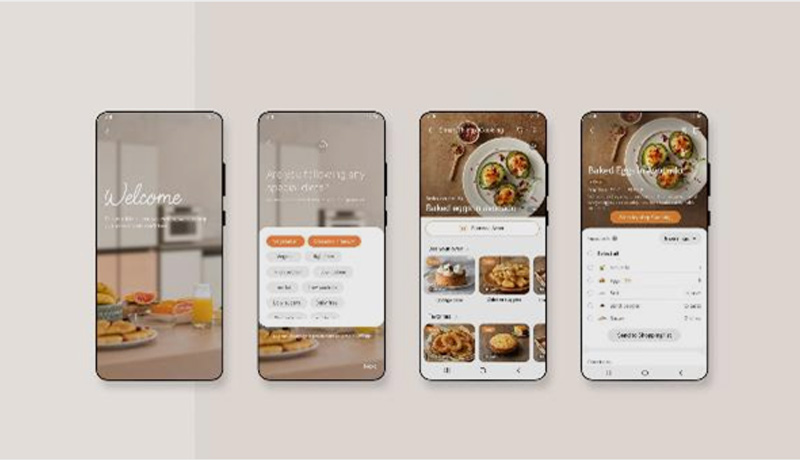SmartThings Cooking - techxmedia