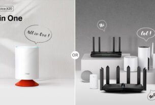 TP-Link - Alexa -integration- WiFi 6 -Mesh-System - techxmedia